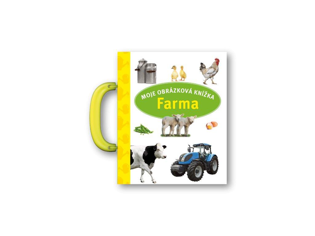 Moje obrázková knížka Farma