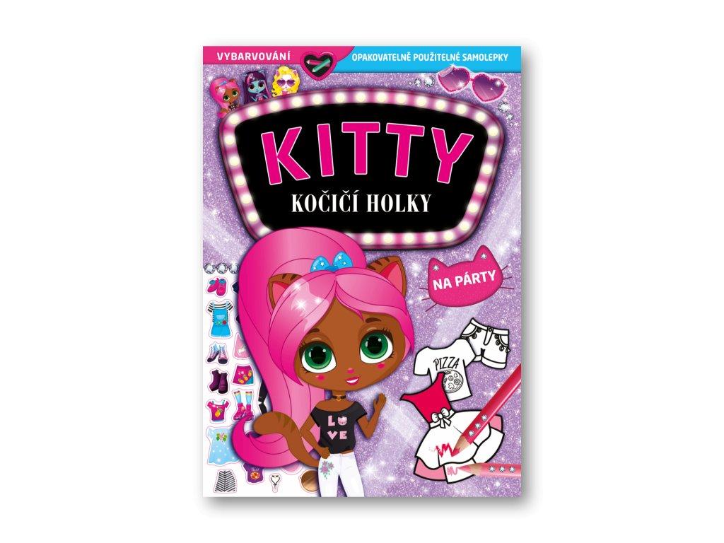 KITTY - Kočičí holky - Na párty