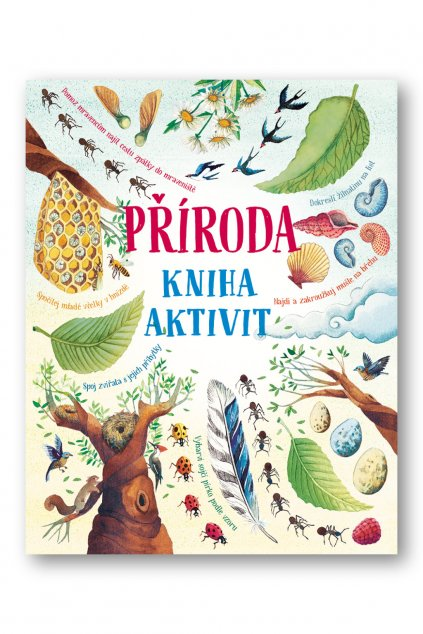 6126 Nature activity book cover CZ