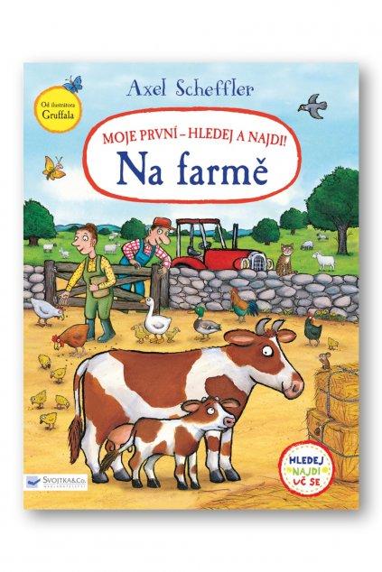 6013 Scheffler hledej a najdi Na farme