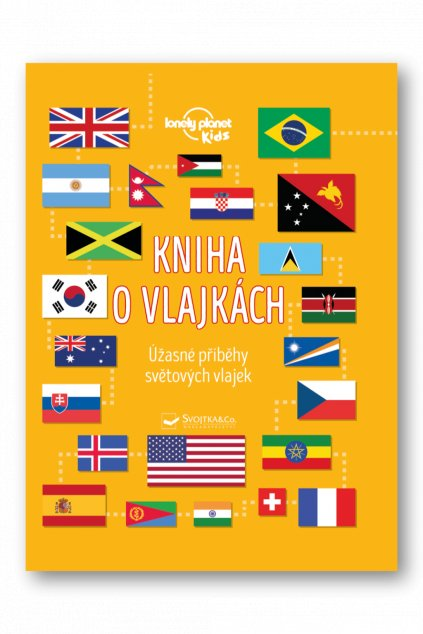 6076 Kniha o vlajkách