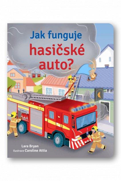 6080 Jak funguje hasicske auto