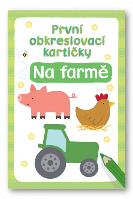 3923 Karticky Na farme