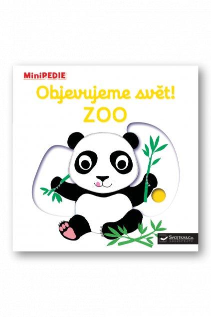 MiniPEDIE – Objevujeme svět! ZOO  Nathalie Choux