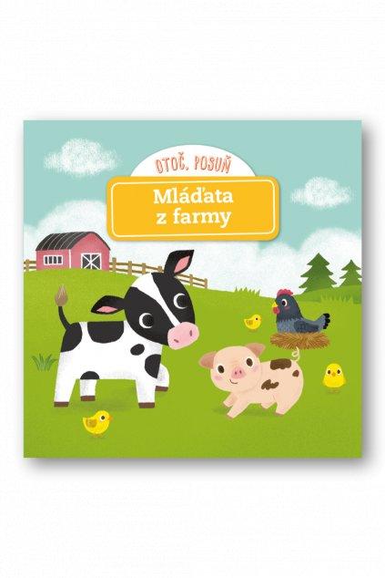 Otoč, posuň - Mláďata z farmy