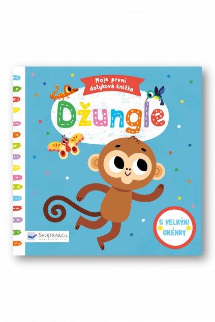 Moje první dotyková knížka Džungle