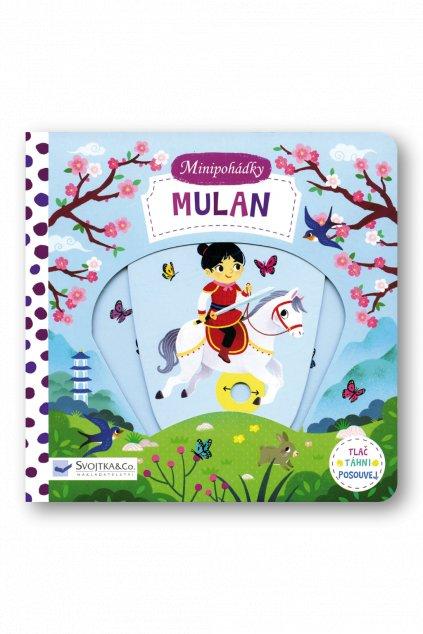 Minipohádky  Mulan