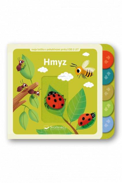 Hmyz moje knížka s pohyblivými prvky