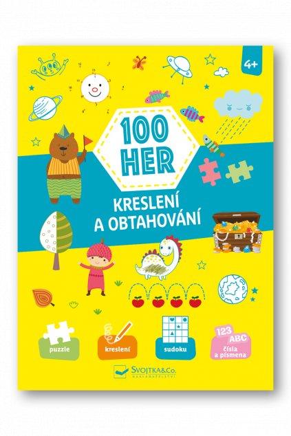 100 her, Kreslení a obtahování 4+