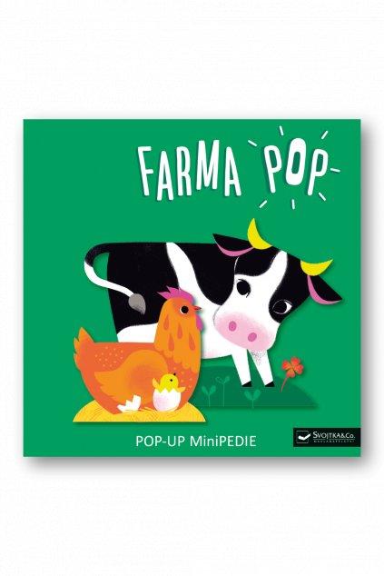 Farma POP  POP-UP MiniPEDIE  Géraldine Cosneau