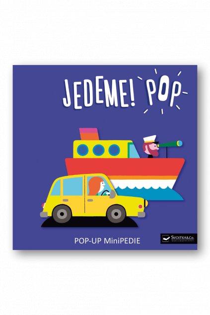 Jedeme!  POP  POP-UP MiniPEDIE  Géraldine Cosneau