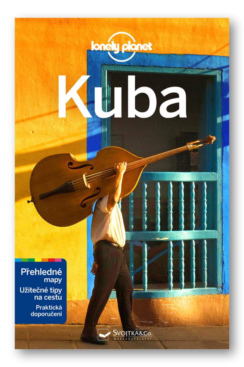 Levně Průvodce Kuba