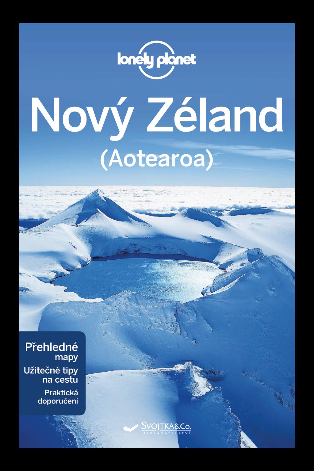 Průvodce - Nový Zéland