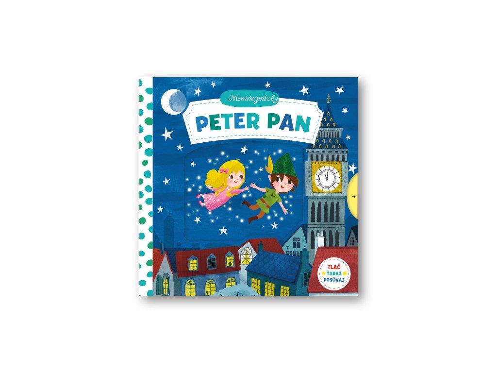 Minirozprávky - Peter Pan