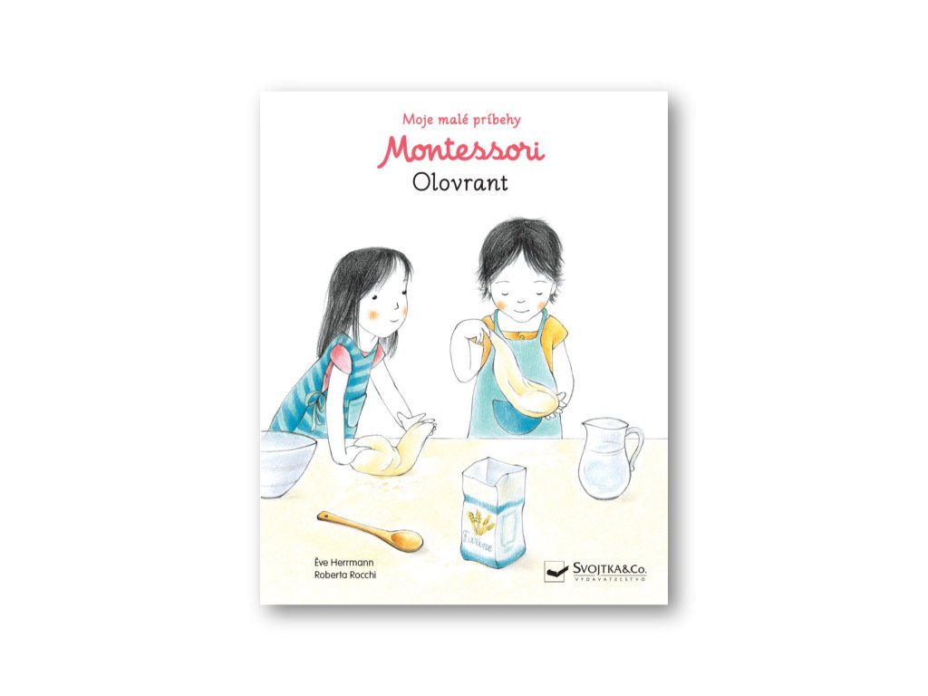 Moje malé príbehy Montessori Olovrant