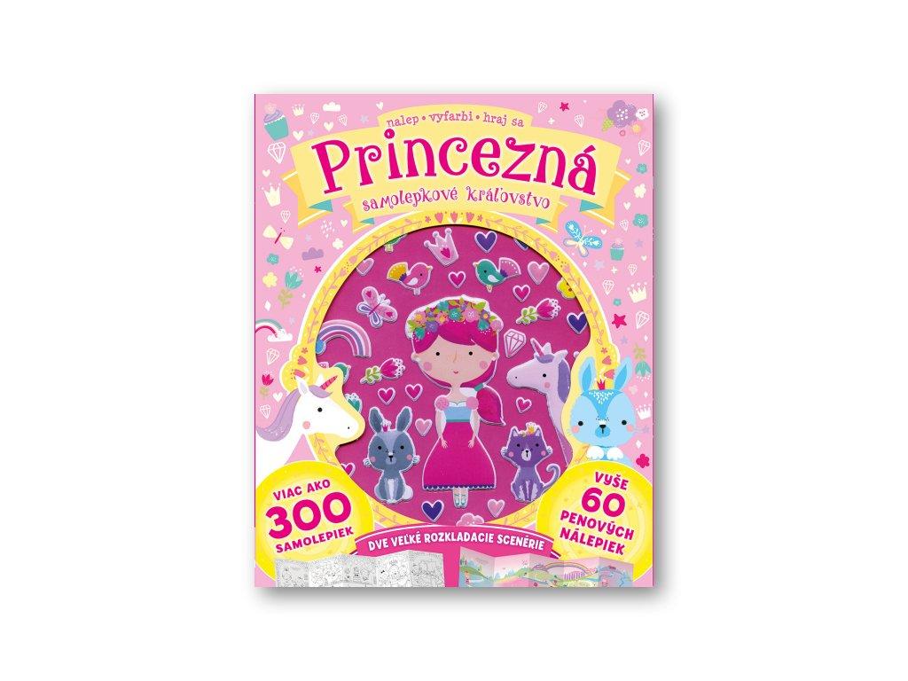 Princezná  samolepkové kráľovstvo