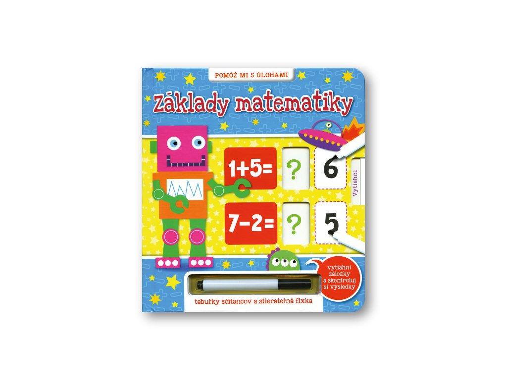 Pomôž mi s úlohami – Základy matematiky