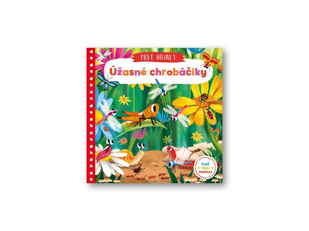 PRVÉ OBJAVY – Úžasné chrobáčiky  Jenny Wren