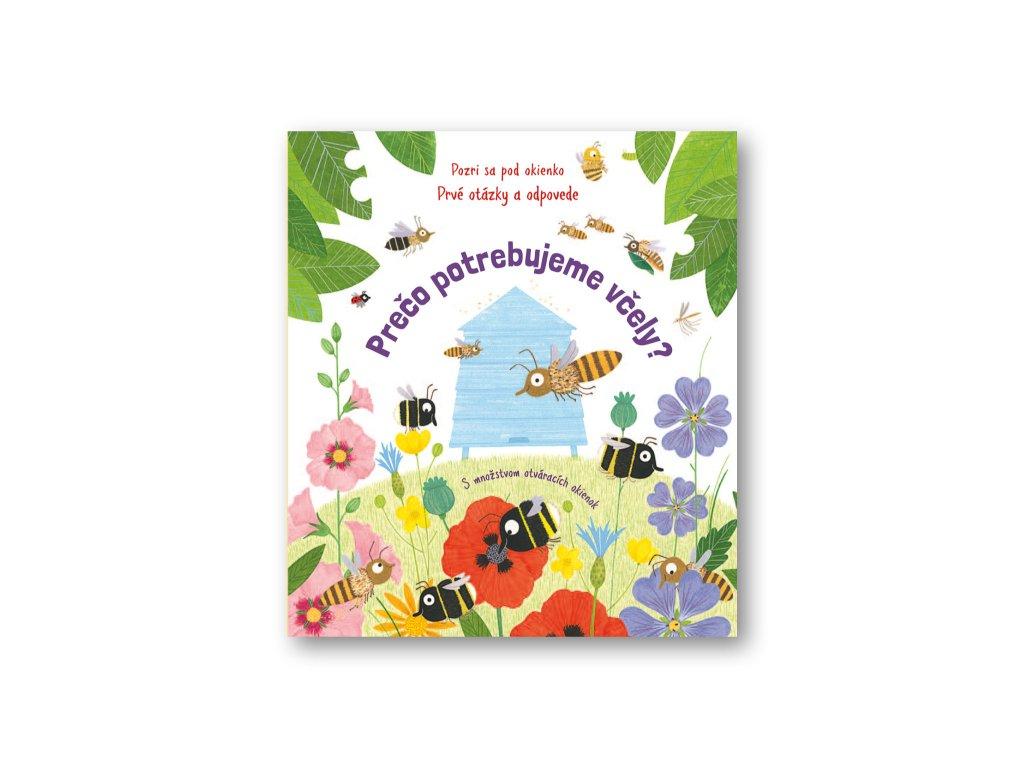 Prečo potrebujeme včely? - Prvé otázky a odpovede