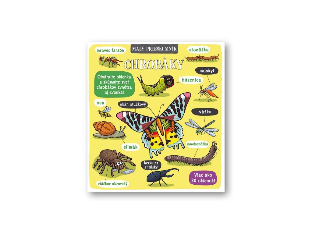 Malý prieskumník – Chrobáky