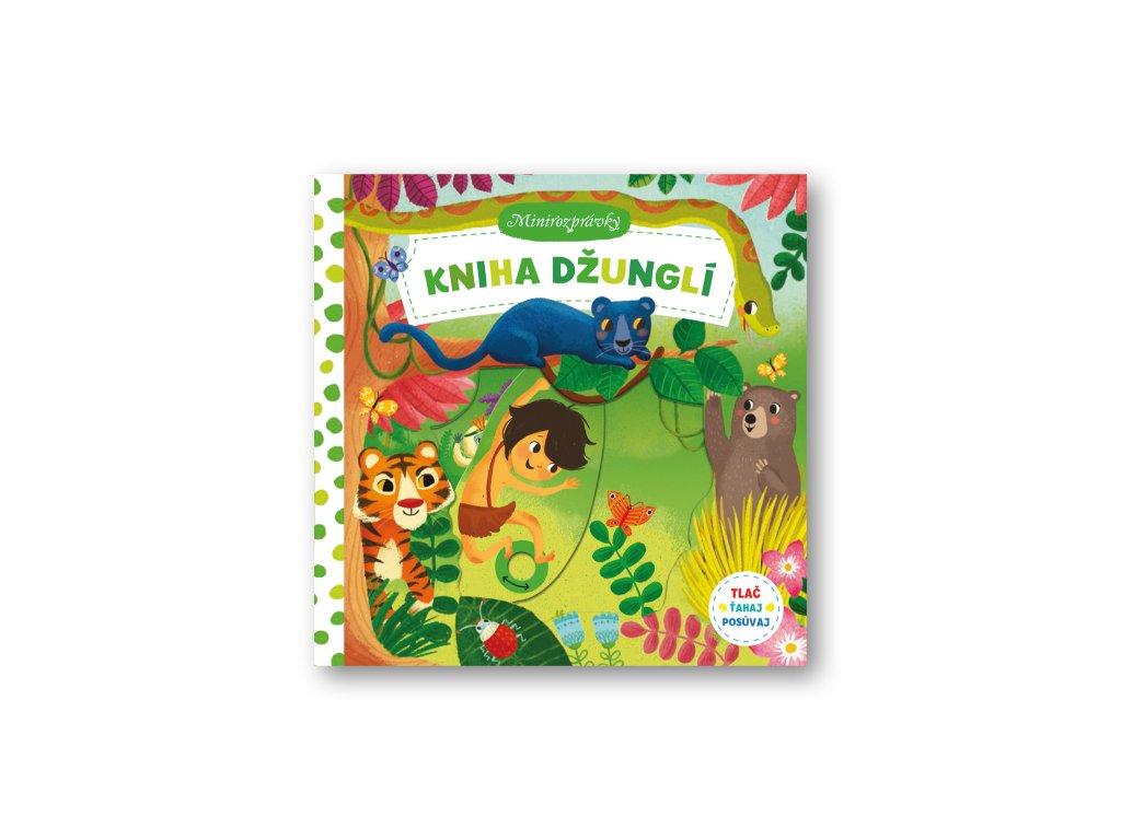 Minirozprávky Kniha džunglí