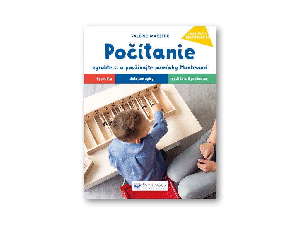 Počítanie – vyrobte si a používajte pomôcky  Montessori so svojím dieťaťom
