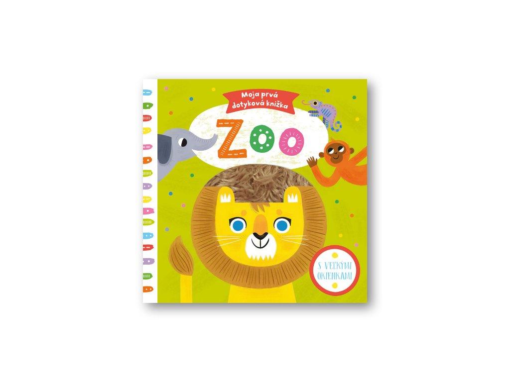 Moja prvá dotyková knižka Zoo