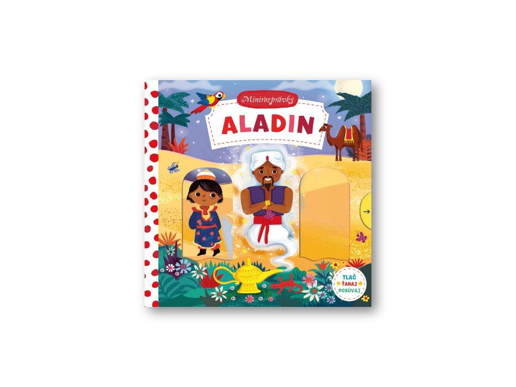 Minirozprávky   Aladin