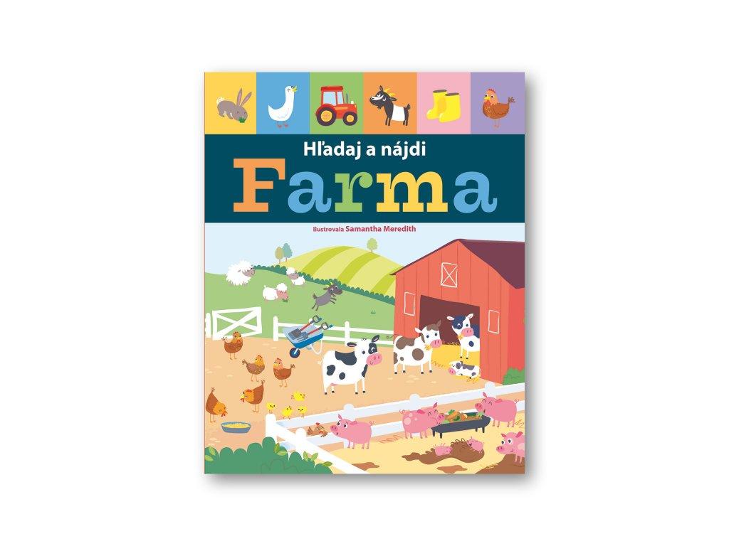 Hľadaj a nájdi  Farma