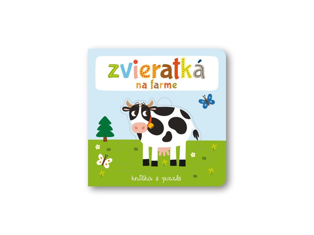 Zvieratká na farme Puzzle