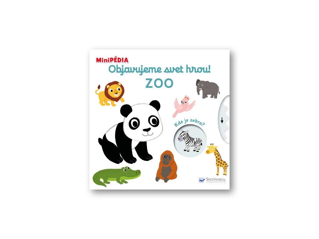 MiniPÉDIA  Objavujeme svet hrou! Zoo