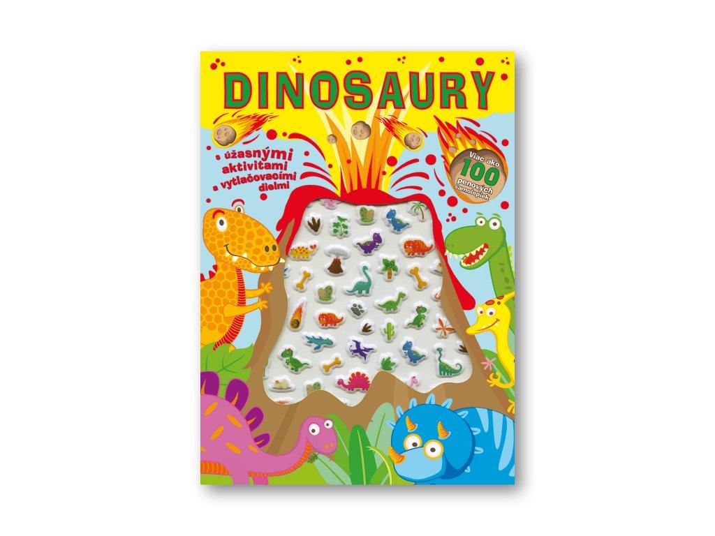 Dinosaury Úžasné aktivity