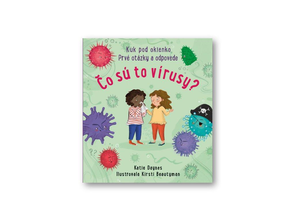 Čo  sú to vírusy?