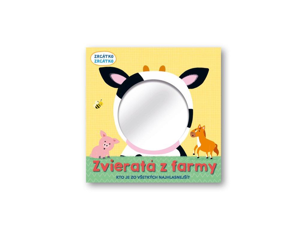 Zrkadlo Zvieratá z farmy