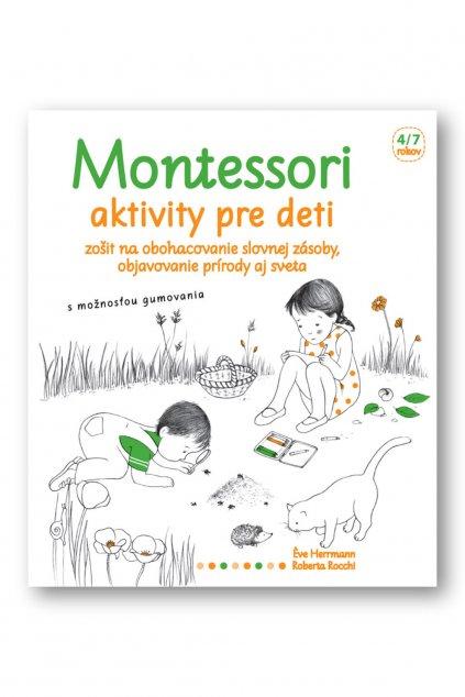 Montessori – aktivity pre deti  Eve Herrmann, Roberta Rocchi