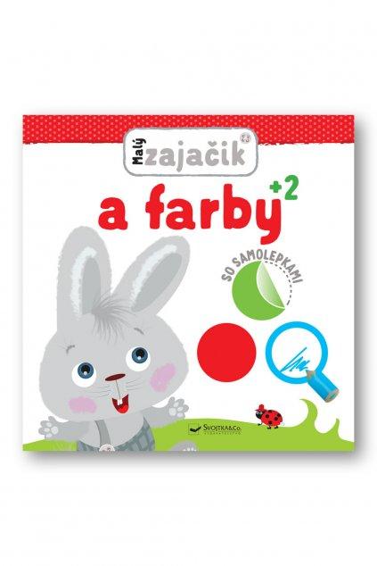 Malý zajačik a farby
