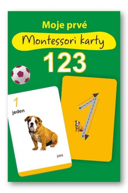 Moje prvé Montessori karty123