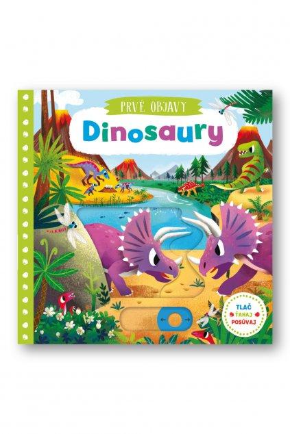 Prvé objavy - Dinosaury