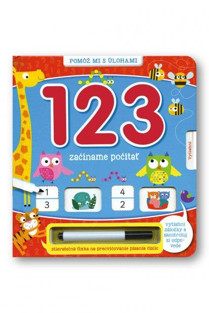 Pomôž mi s úlohami – 123 začíname počítať
