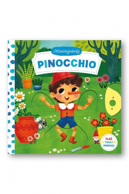 Minirozprávky –  Pinocchio
