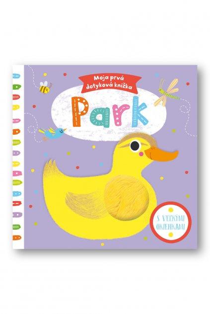 Mojá prvá dotyková knižka Park