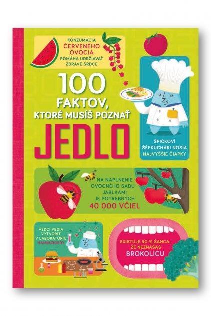 100 faktov, ktoré musíš poznať – Jedlo