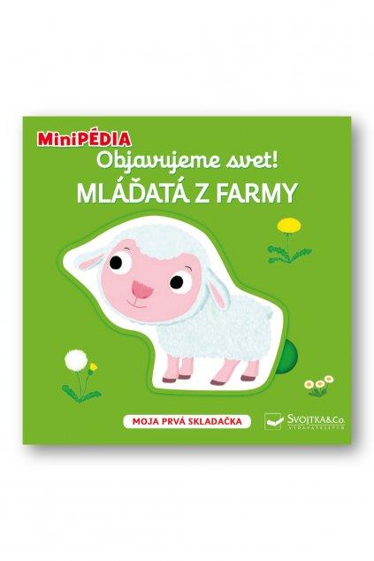 MiniPÉDIA  - Objavujeme svet! Mláďatá z farmy