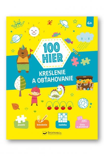 100 hier, Kreslenie a obťahovanie