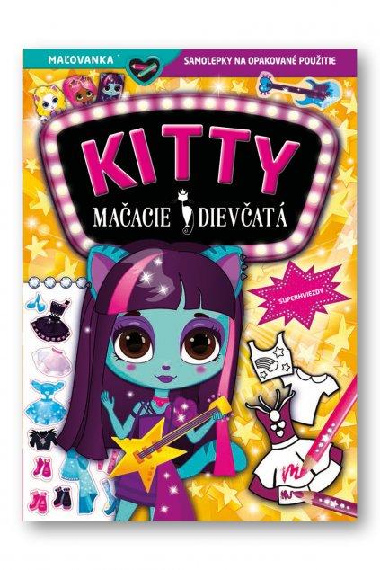 KITTY Mačacie dievčatá   Superhviezdy