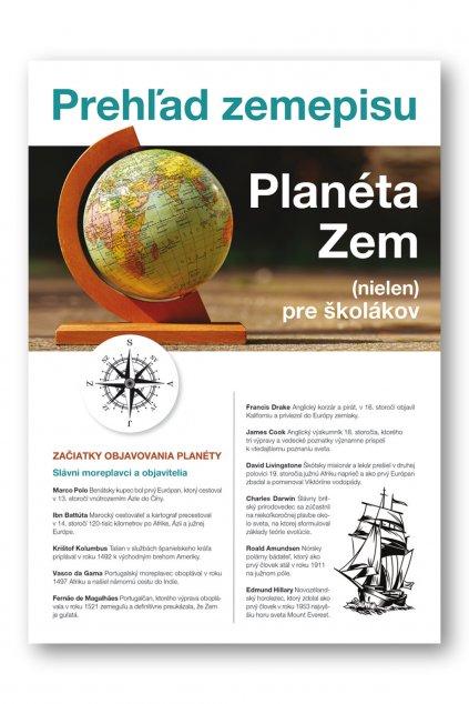 Planéta Zem Prehľad zemepisu sveta (nielen) pre školákov  Martin Kolář
