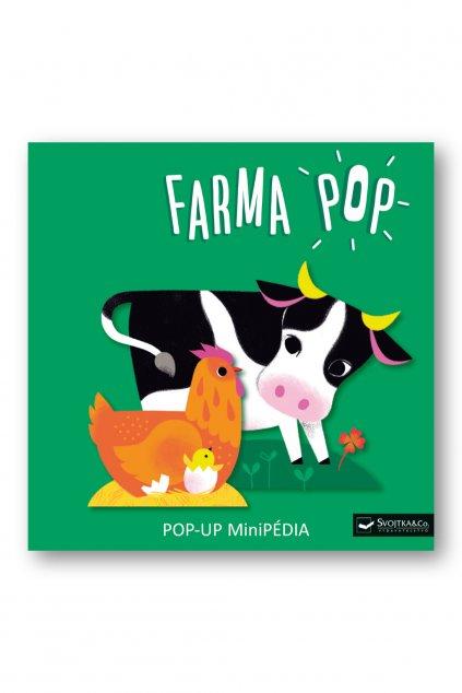 Farma POP POP-UP MiniPÉDIA  Géraldine Cosneau