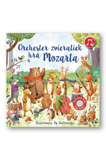 36020 Orchester zvieratiek hrá Mozarta