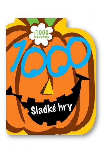 Sladké hry s 1000 samolepkami