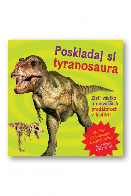 Poskladaj si tyranosaura